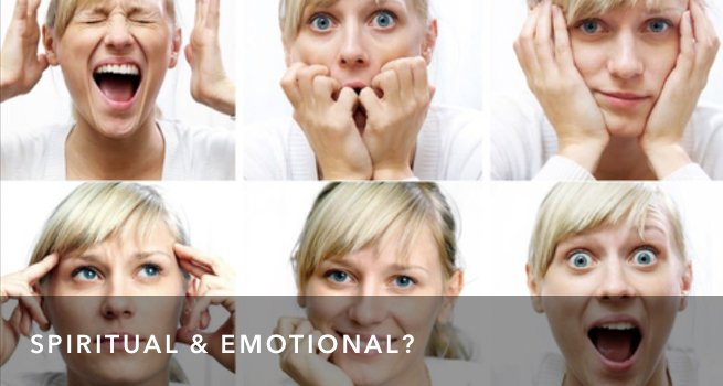 5 Things You Learned About Emotion in Church That Aren't True.
