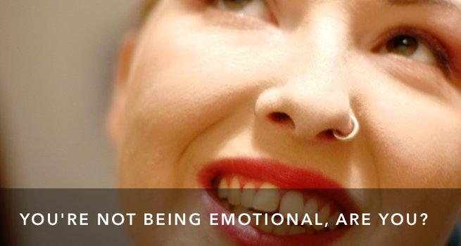 Myth #4: Emotional Christians are Shallow.