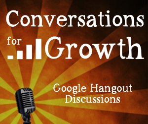 Conversations for Growth 300x250 Ad