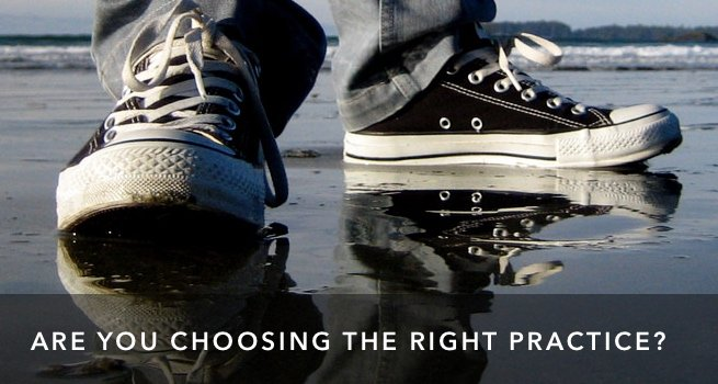 These 4 Questions Reveal the Difference Between Religious Busyness and Spiritual Growth.