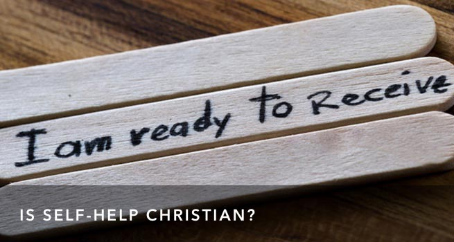 Is Self-Help Christian?