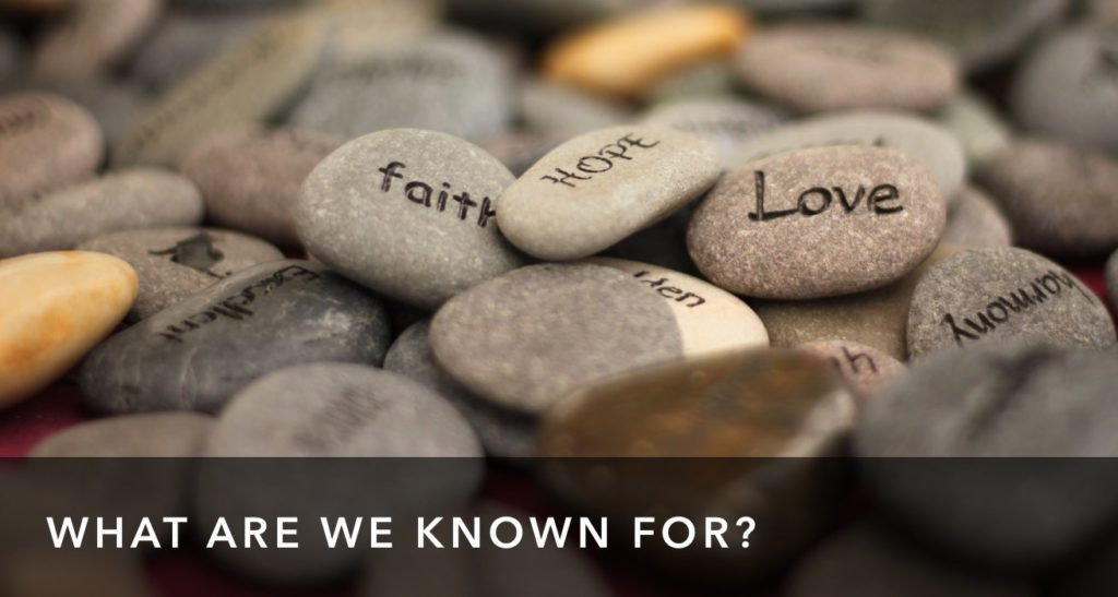 Are we growing in faith, hope and love?