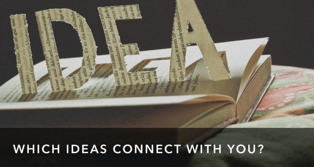 Ten Ideas that Connected (2018 Top Ten Posts)